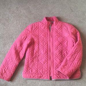 TALBOTS women's lightweight puffy jacket size medi